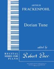 Dorian Tune By Arthur Frackenpohl - Cover