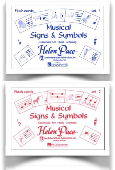Musical Signs Symbols For Very Young Beginners
